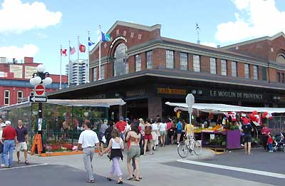 Byward Market in Ottawa, our nation's capital